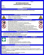 Download Dokument Innerbetriebliche Verkehrswege Betriebsanwesung
