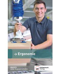 Broschüre Ergonomie - Basics sicher & gesund arbeiten