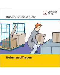 Broschüre Heben und Tragen - Basics Grund-Wissen