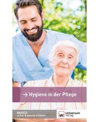 Broschüre Hygiene in der Pflege - Basics sicher & gesund arbeiten