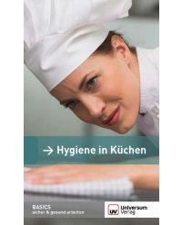 Broschüre Hygiene in Küchen - Basics sicher & gesund arbeiten