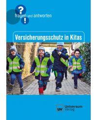 Broschüre Versicherungsschutz in Kitas - Fragen und Antworten