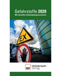 Fachbuch Gefahrstoffe Ausgabe 2020 Mit aktuellen Arbeitsplatzgrenzwerten