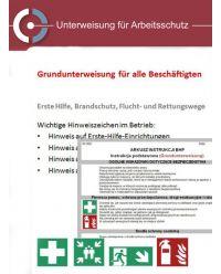Grundunterweisung für alle Beschäftigten auf Deutsch/ Polnisch