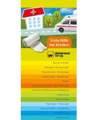 Broschüre Erste Hilfe bei Kindern
