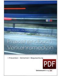 E-Book PDF Praxisbuch Verkehrsmedizin - Prävention, Sicherheit, Begutachtung