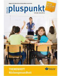 Zeitschrift Rückengesundheit - DGUV Pluspunkt
