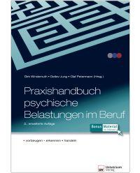 Buch Praxishandbuch psychische Belastungen im Beruf - vorbeugen, erkennen, handeln