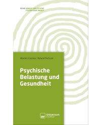 Broschüre Psychische Belastung und Gesundheit - Reihe Arbeit und Psyche