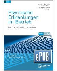 Download Dokument epub Psychische Erkrankungen im Betrieb - Praxisreihe Arbeit, Gesundheit, Umwelt