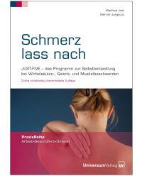 Buch Schmerz lass nach - Praxisreihe Arbeit, Gesundheit, Umwelt