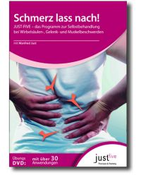 DVD Schmerz lass nach! - just five