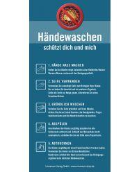 nonbook richtig Händewaschen