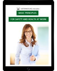 Download Dokument Basic prinziples for safery and health at work - Unterweisung interaktiv