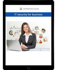 Download Unterweisung IT-Sicherheit in Firmen auf Englisch