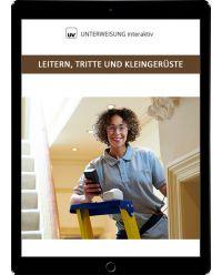 Download Dokument Leitern, Tritten und Kleingerüsten - Unterweisung interaktiv