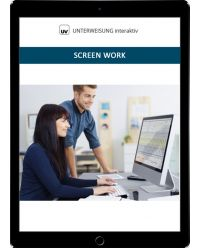 Download Dokument Screen work - Unterweisung interaktiv