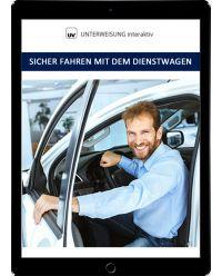 Download Dokument sicher fahren mit dem Dienstwagen - Unterweisung interaktiv