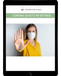 Corona-Schutz im Betrieb - Unterweisung interaktiv - Download