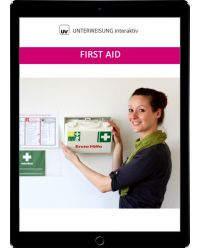 Download Dokument First aid - Unterweisung interaktiv