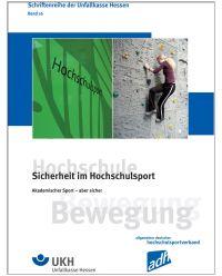 Buch Sicherheit im Hochschulsport - Schriftreihe der Unfallkasse Hessen
