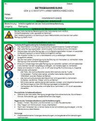 Vorlagen-Paket: Gesundheitswesen - Unterweisungen Download