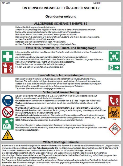30 Erstaunlich Unterweisung Brandschutz Im
