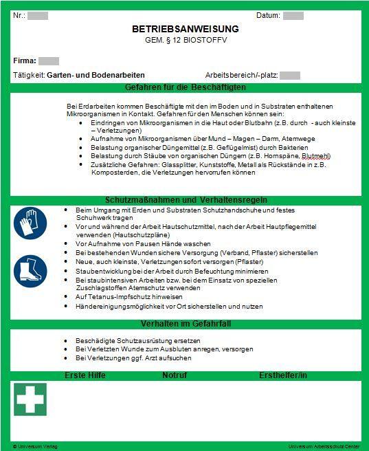 Vorlagen Paket Bauhof Download Universum Shop