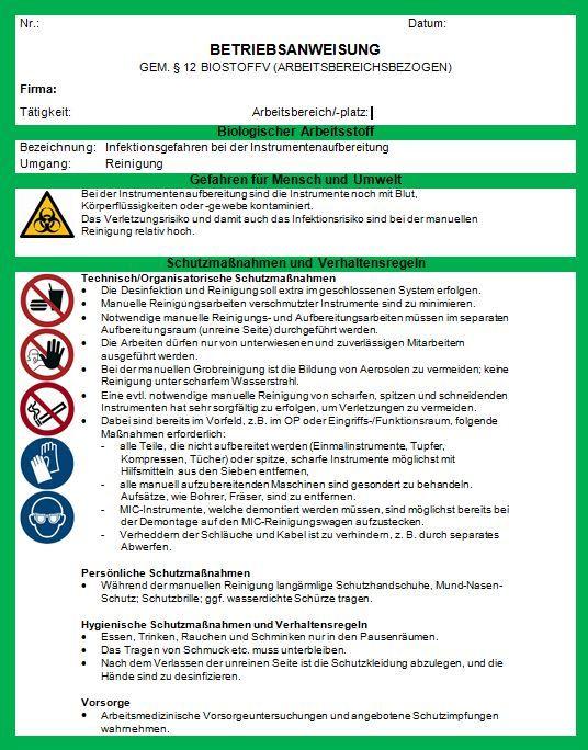 Universum Shop - Vorlagen-Paket: Gesundheitswesen ...