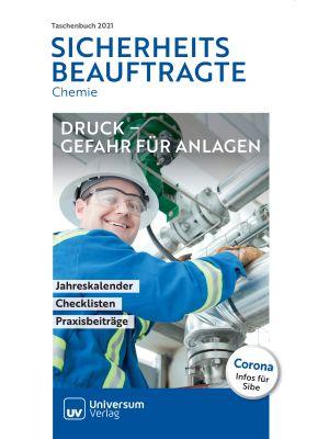 Taschenbuch Sicherheitsbeauftragte Chemie-Ausgabe 2021