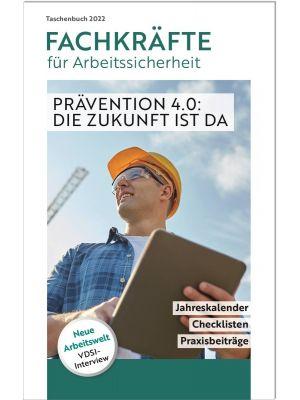 Taschenbuch Fachkräfte für Arbeitssicherheit Ausgabe 2021