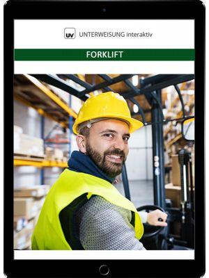Forklift: Unterweisung interaktiv - Download