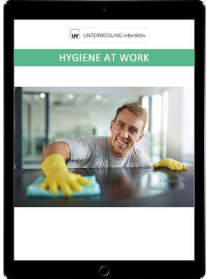 Hygiene at Work: Unterweisung interaktiv - Download