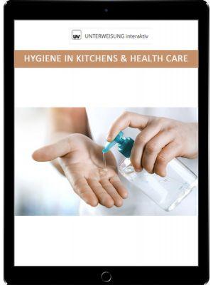Hygiene in Kitchens and Health Care - Unterweisung interaktiv - Download