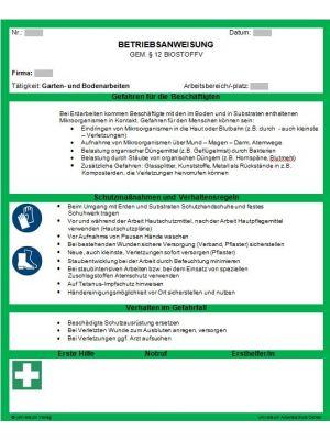 Vorlagen-Paket: Bauhof - Download