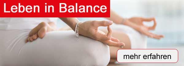 Leben in Balance