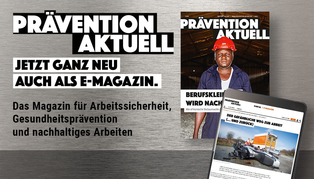 PRÄVENTION AKTUELL - Ausgabe 5-2020