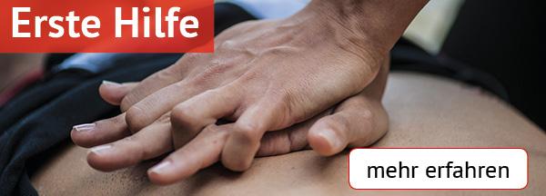 Erste Hilfe im Betrieb - Arbeitssicherheit und Gesundheit