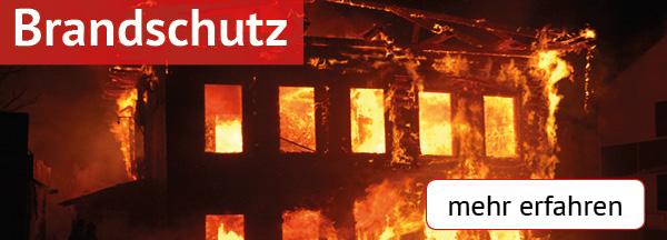 Brandschutz für Unternehmen