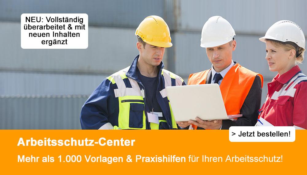 Arbeitsschutz-Center