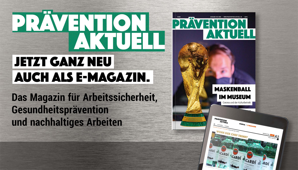 Prävention Aktuell Ausgabe 3-2020