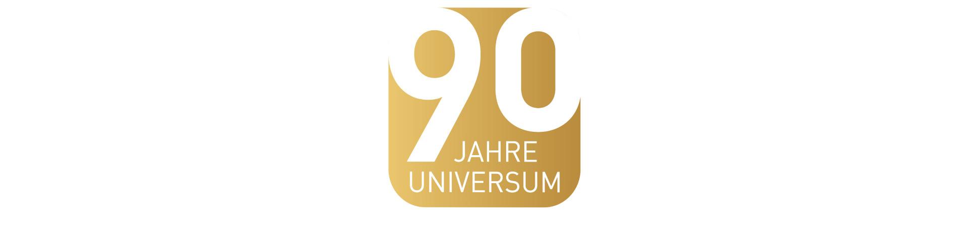 90 Jahre Universum Verlag